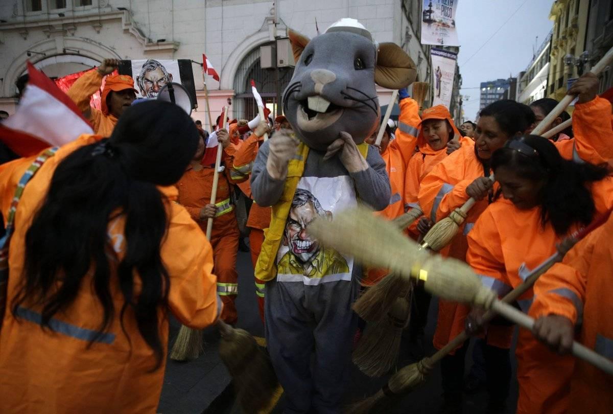 escándalo de corrupción en Perú