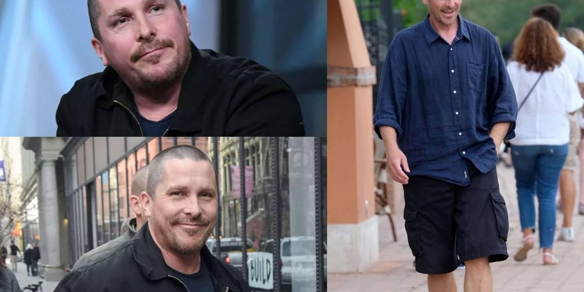 Christian Bale ya perdió todo el peso que ganó para interpretar a su último personaje