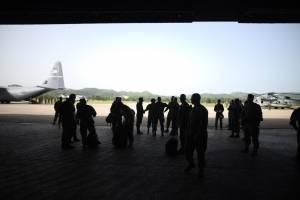 Fuerza tarea aire y tierra