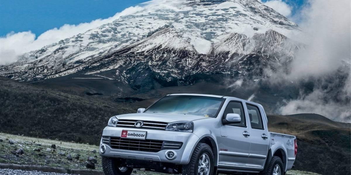 Great Wall presenta en Ecuador tres tipos de camionetas adaptadas a nuestros caminos