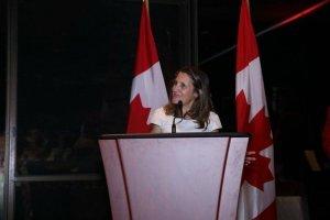 Canciller Canadá