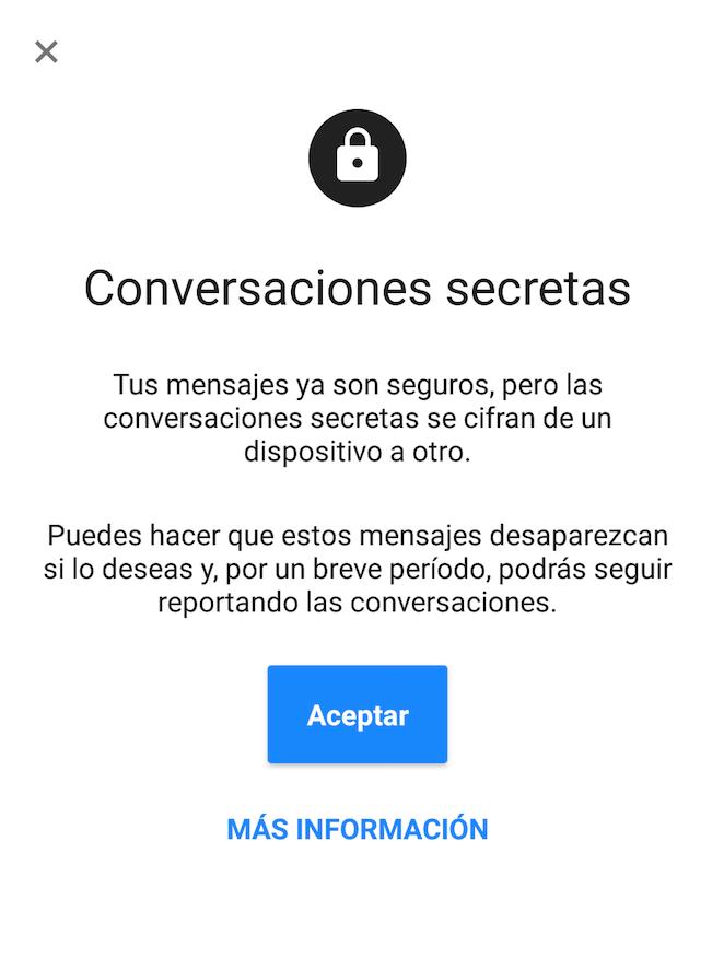 ¿Quieres enviar mensajes secretos o que se autodestruyen en Facebook Messenger? Así puedes hacerlo