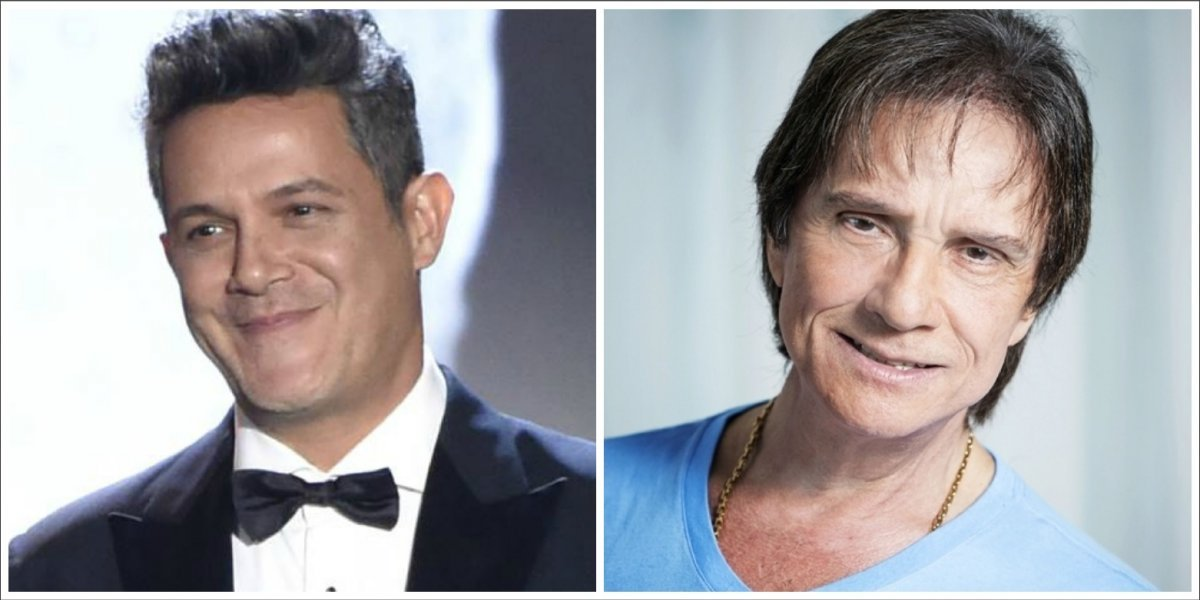 Roberto Carlos se une a Alejandro Sanz en nuevo sencillo