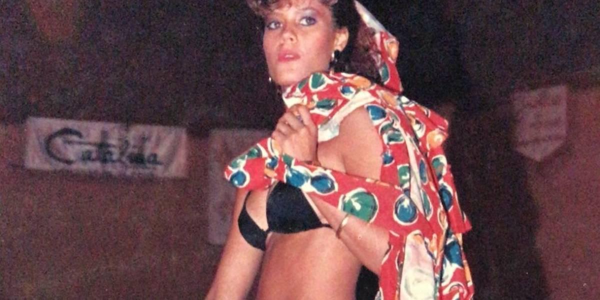 Foto: Lorna Cepeda se burla de cómo era a sus 17 años