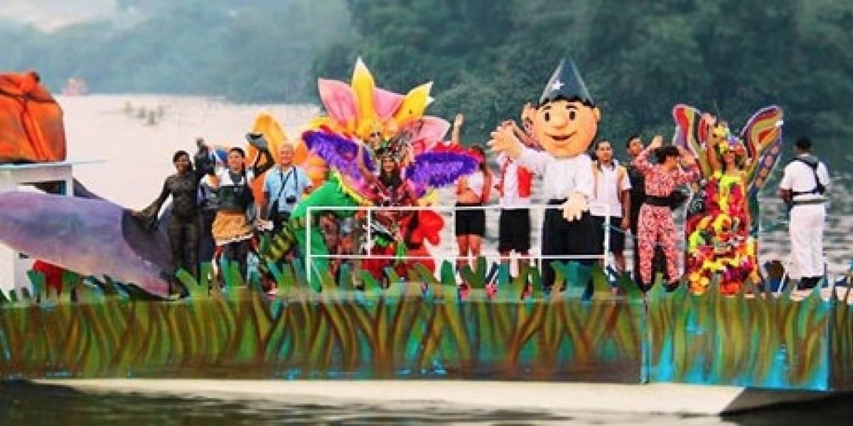 Fiestas Julianas se viven con mucha diversión en Guayaquil