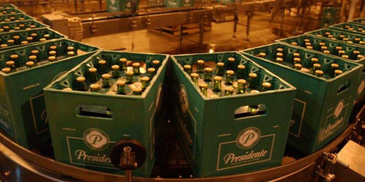 PN investiga robo de 17 cajas de cerveza en Santiago Rodríguez