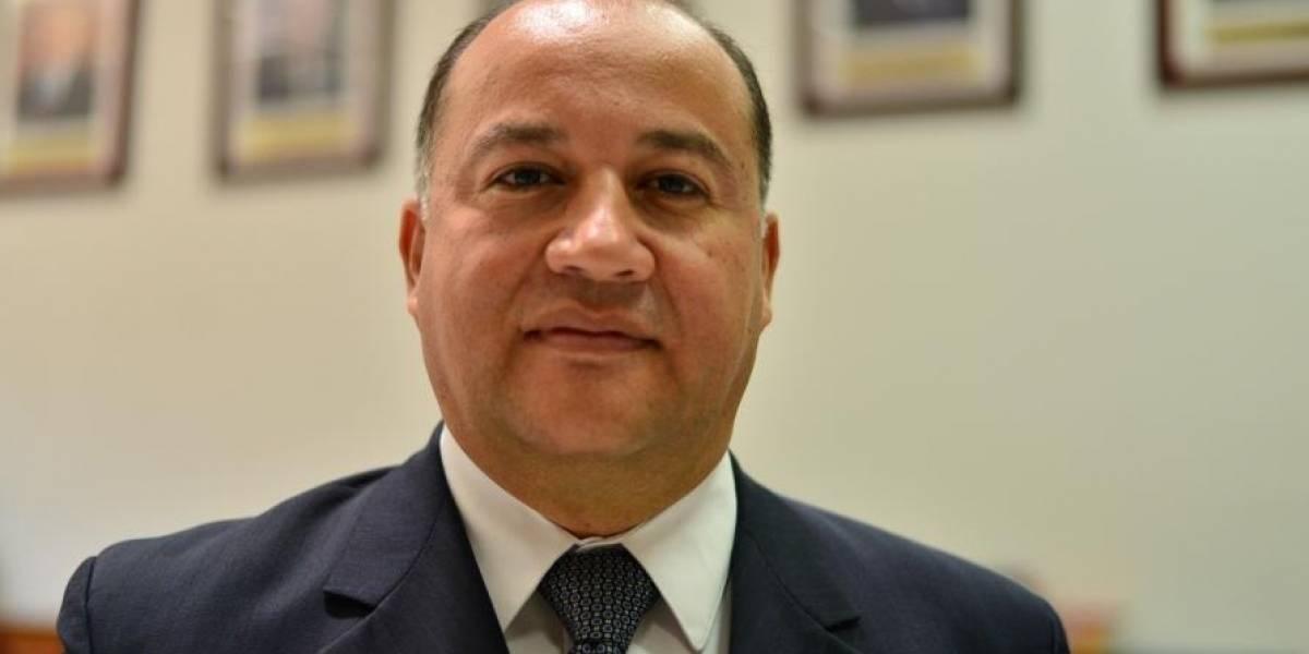 CC suspende designación de Conrado Reyes como suplente