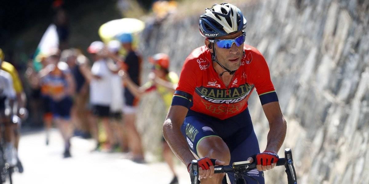 VIDEO: Ciclista sufre serio accidente en el Tour de Francia