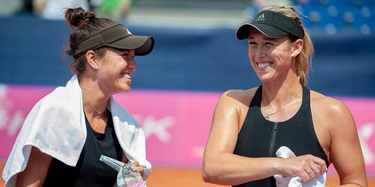 Alexa Guarachi llega a su primera semifinal WTA de dobles en Gstaad