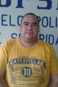 """Antonio de Jesús Jerez, alias """"Tono""""."""