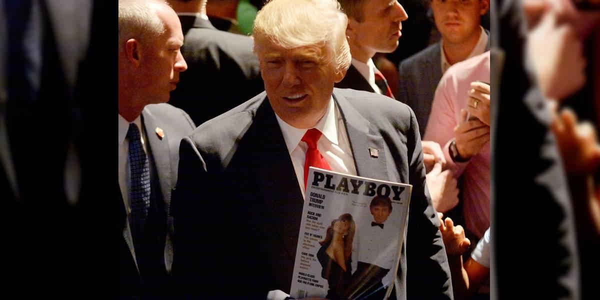 Abogado grabó a Trump hablando de pago a modelo de Playboy: NYT