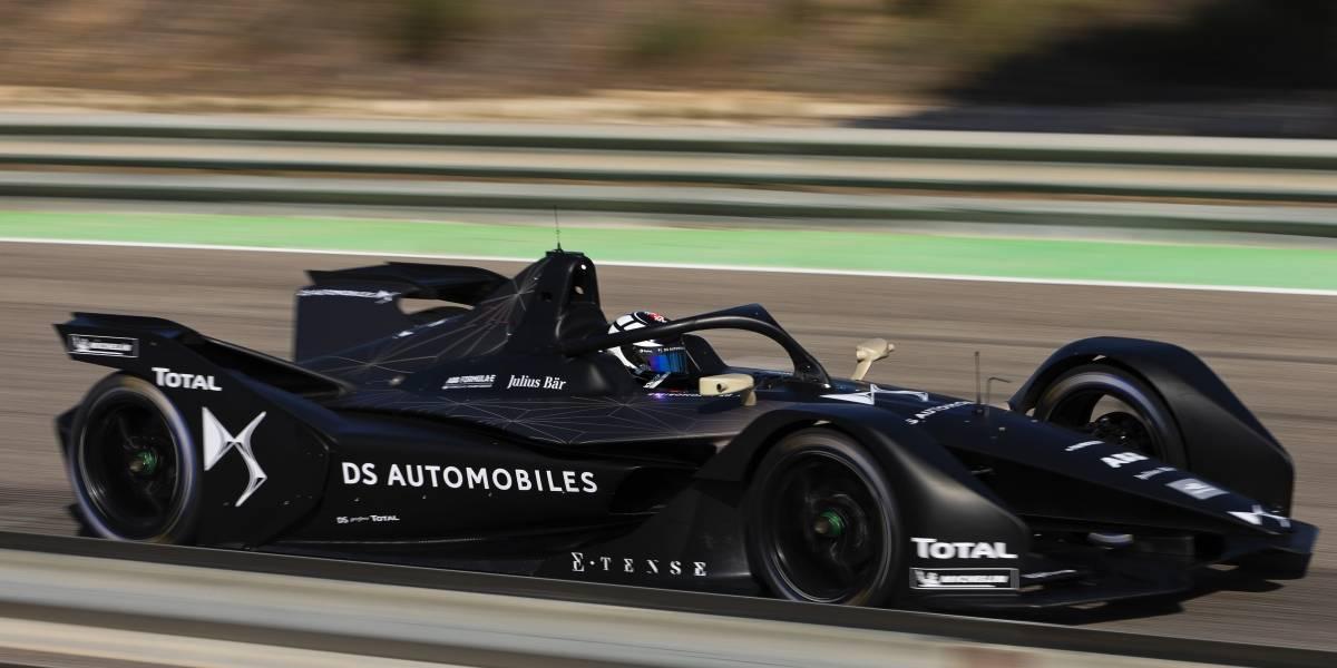 DS acelera el desarrollo de su monoplaza de Fórmula E