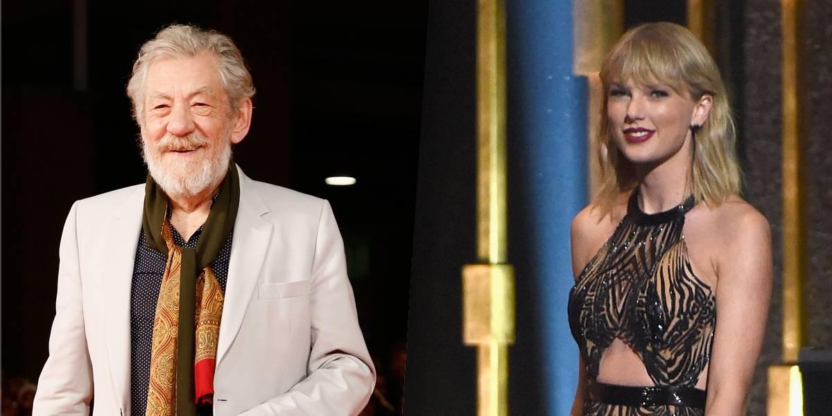 Cats: Taylor Swift e Ian McKellen vão atuar juntos em adaptação de peça da Broadway