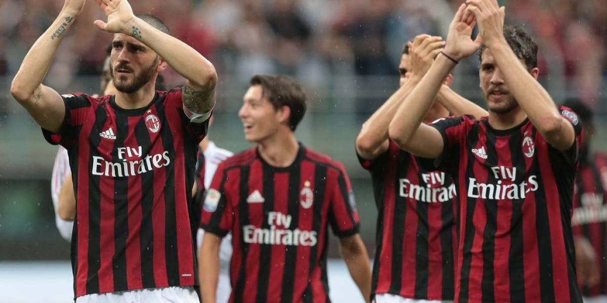 El TAS anula la sanción de la UEFA y el AC Milan podrá jugar la Europa League