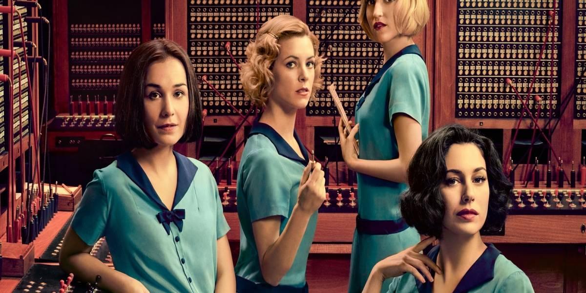 """Así lucirán """"Las chicas del cable"""" en su tercera temporada en Netflix"""