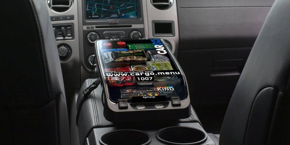 Uber quiere que sus conductores ganen más... ¿vendiendo cosas?