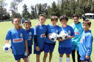 Futbolito Bimbo 2018