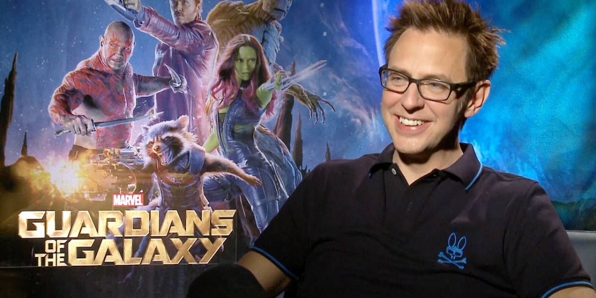 Disney despide a James Gunn de la dirección de Guardianes de la Galaxia 3
