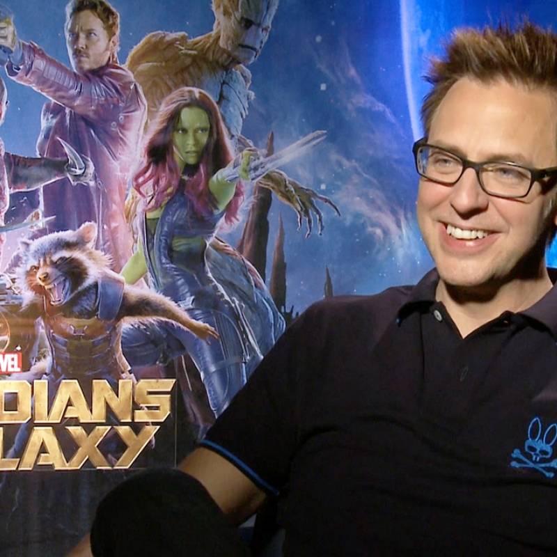 Disney restituye a James Gunn al frente de 'Guardianes de la Galaxia, Vol. 3'