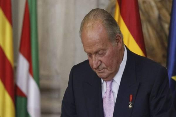 Juan Carlos I España