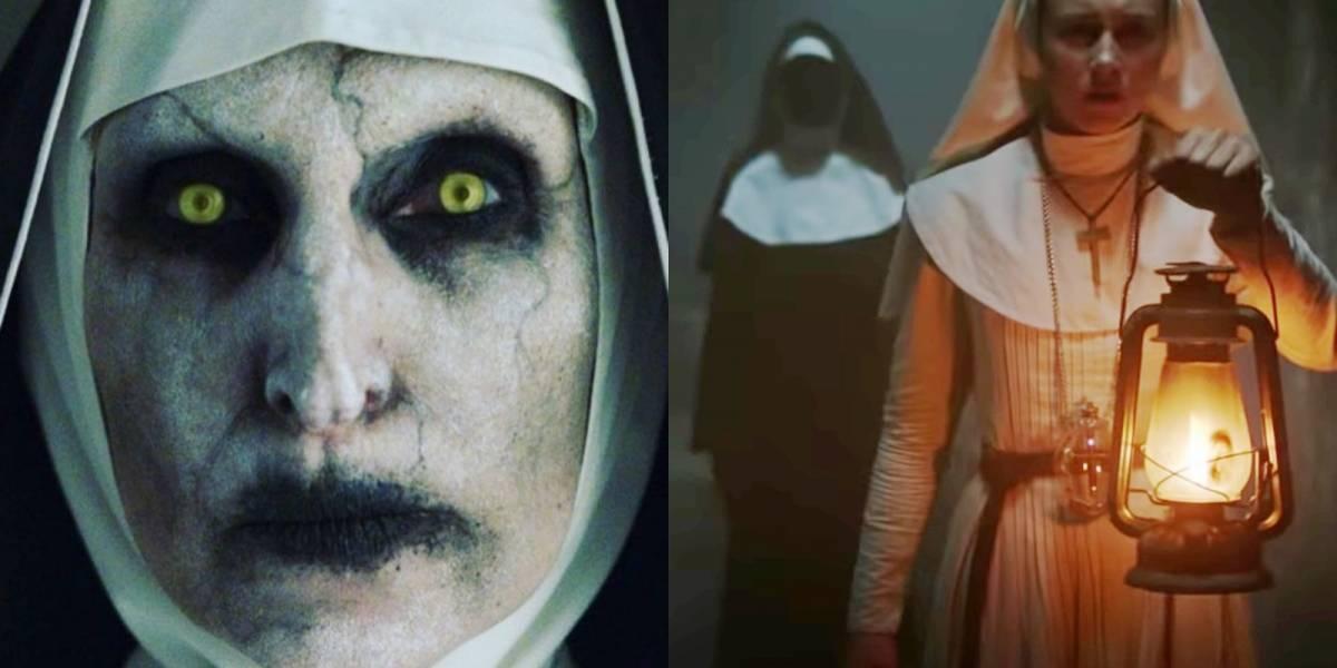 ¡Susto! El director de 'La Monja' vio muertos en el set de grabación de la película
