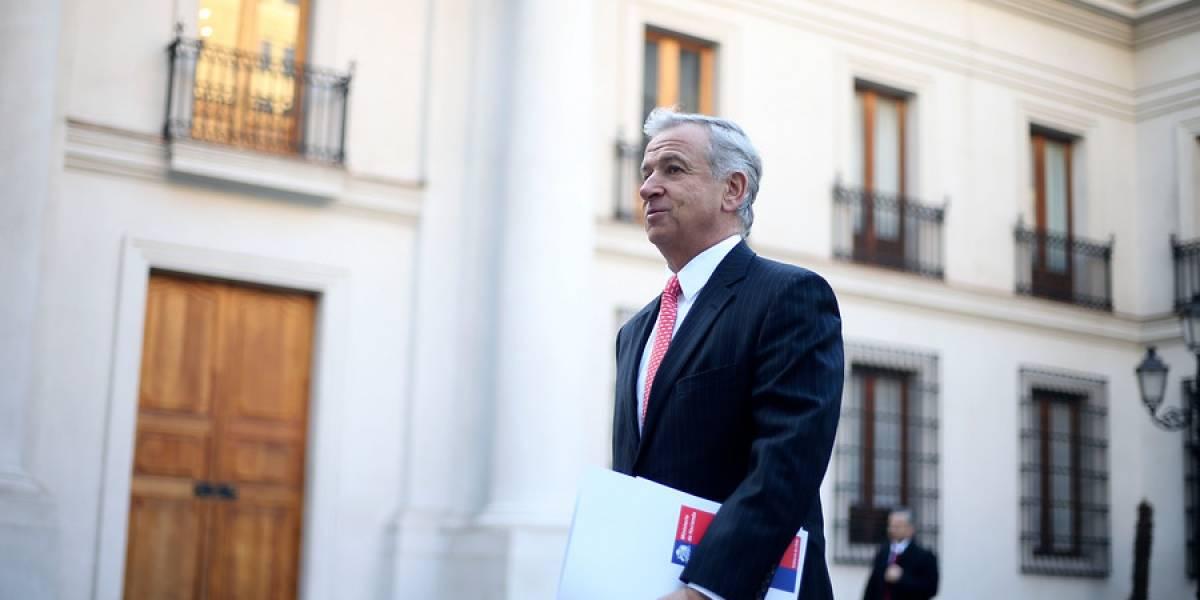"""Hacienda por efectos de Guerra Comercial: """"Creemos que Chile está en buenas condiciones para resistir"""""""