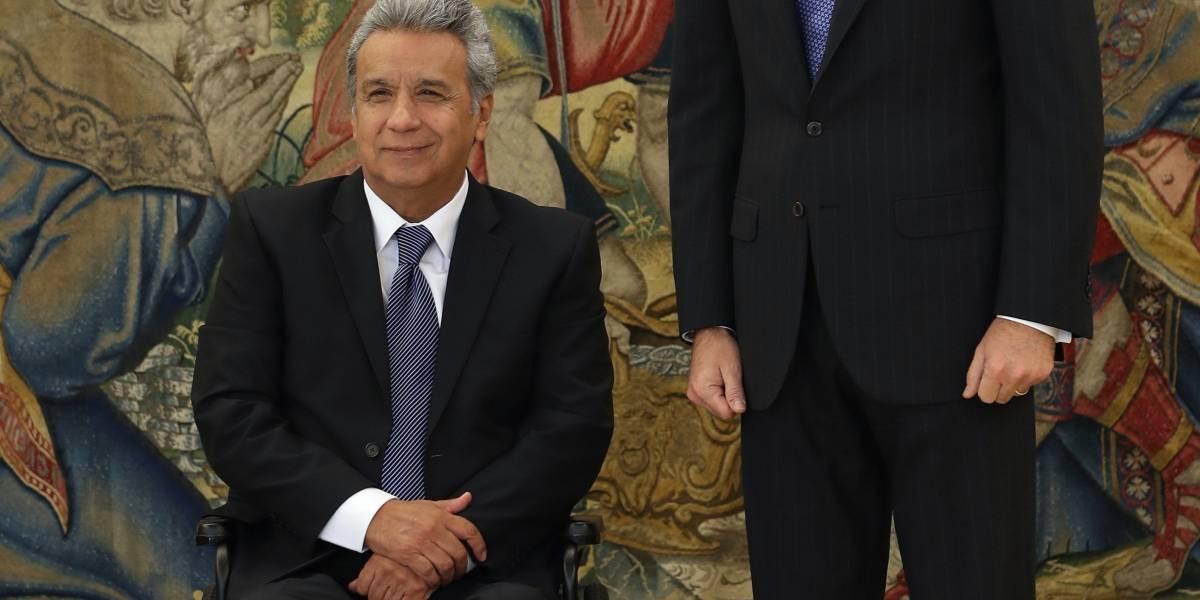 Lenín Moreno insistirá para que se elimine la visa Schengen a ecuatorianos