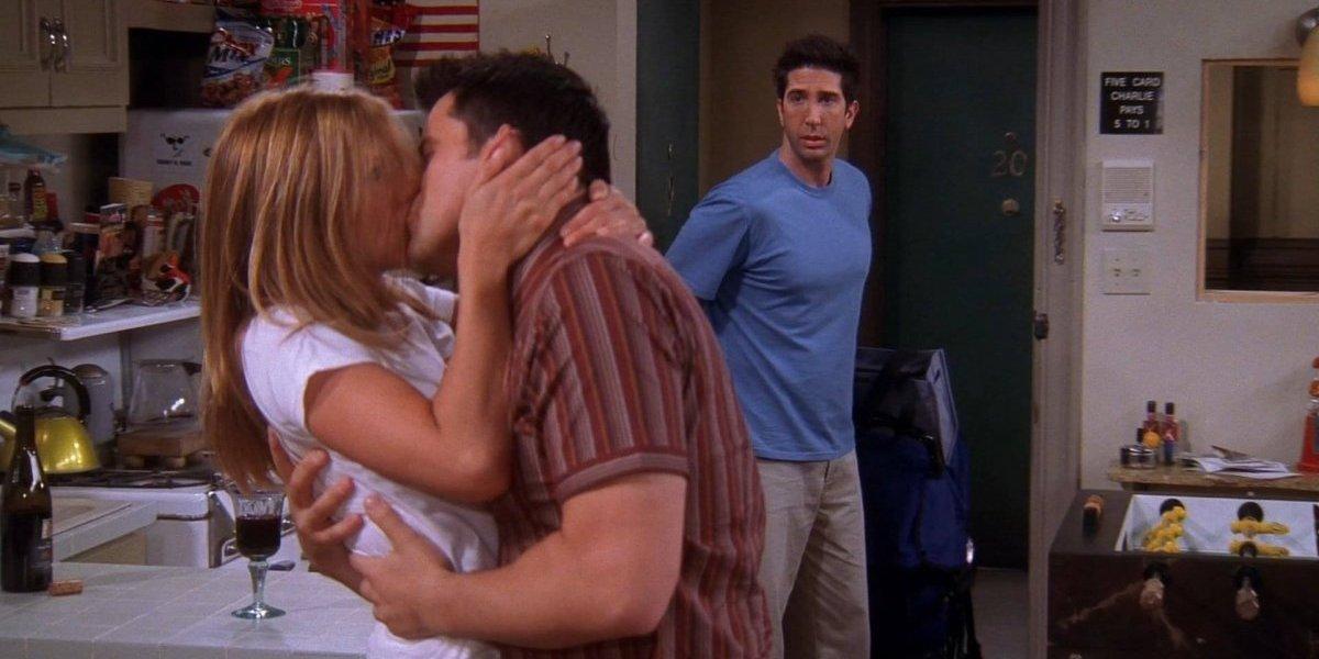 Friends: Criadores confirmam que Rachel e Joey iriam terminar juntos na série