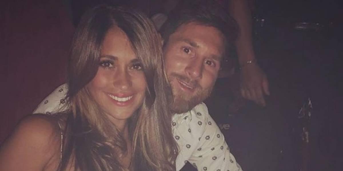 Lionel Messi y Antonela Roccuzzo en Ibiza ¿qué nos quieren decir con estas fotografías?