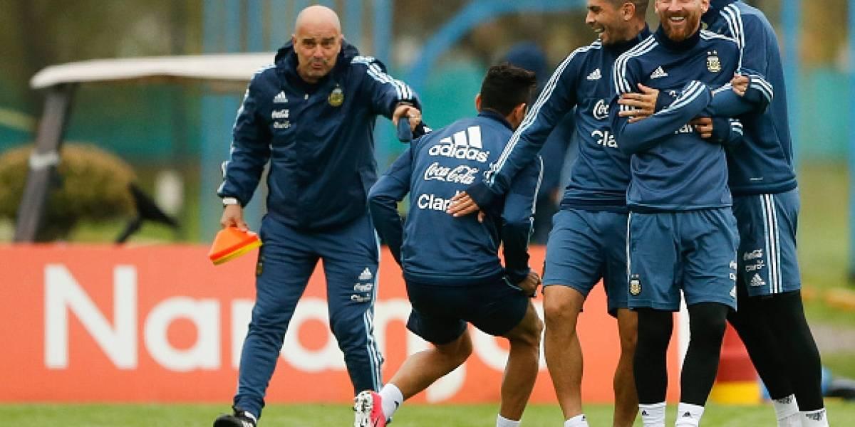 Audios de los mensajes entre Sampaoli y Messi se filtran y son tendencia en Argentina