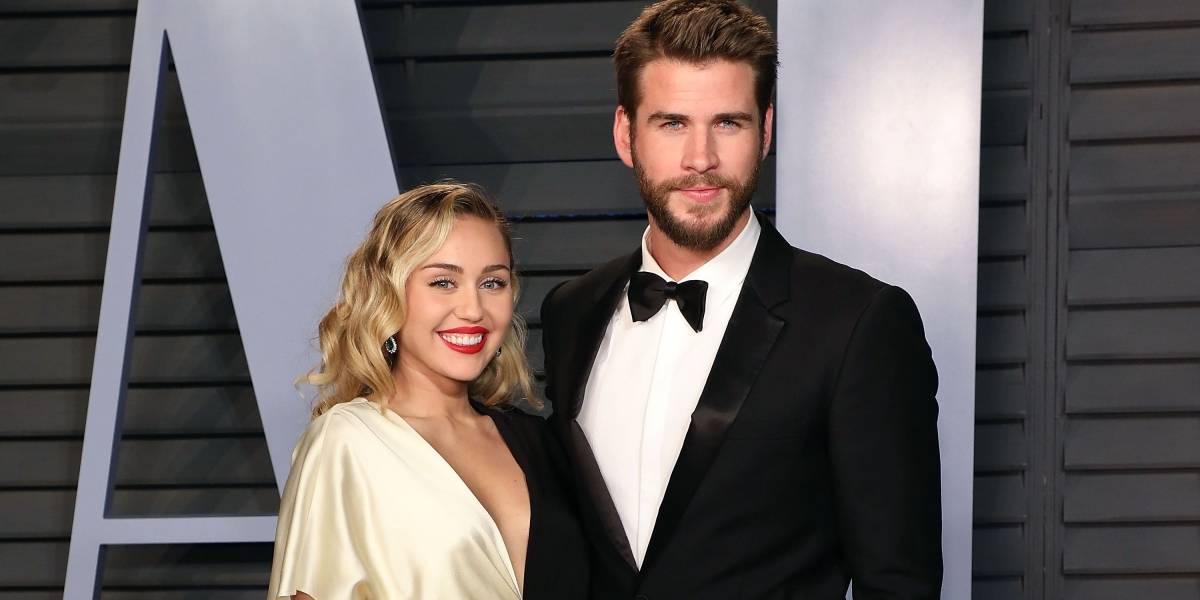 Con un divertido video, Liam Hemsworth desmiente su separación de Miley Cyrus