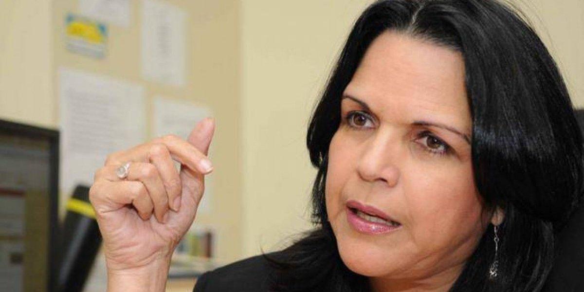 Minou Tavárez dice que la Cámara de Diputados no puede seguir impidiendo investigación