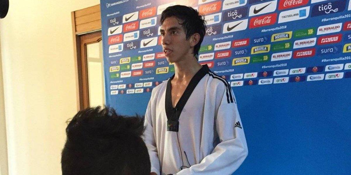 Guatemala gana su primera medalla en los Centroamericanos y del Caribe