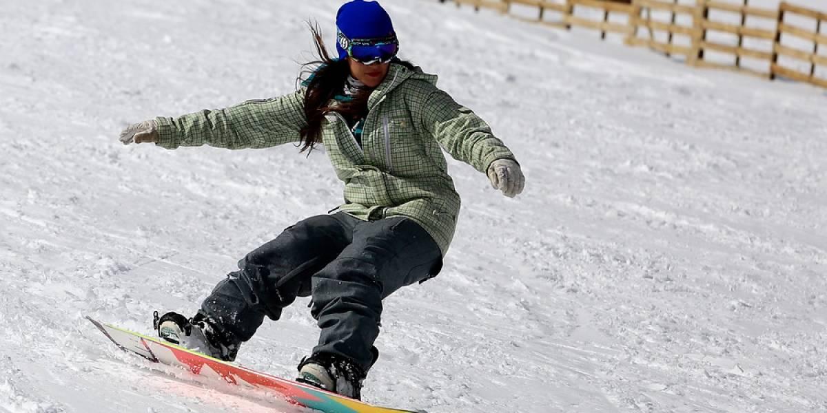Disfrutar de la nieve en Chile y Argentina