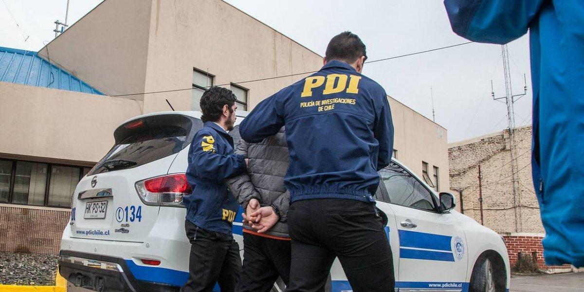 Empieza a aclararse caso de hombre quemado en Renca: detienen a sospechoso y asegura que les robó droga