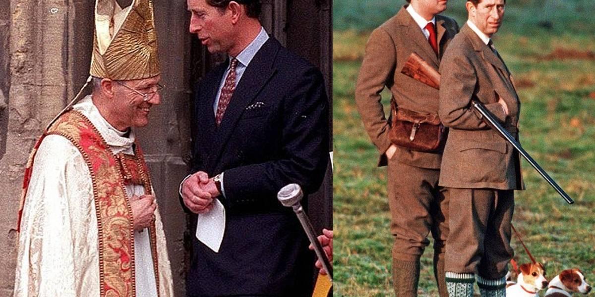 ¡Escándalo! Príncipe Carlos enviaba regalos costosos a Obispo que abusaba de sus monagillos