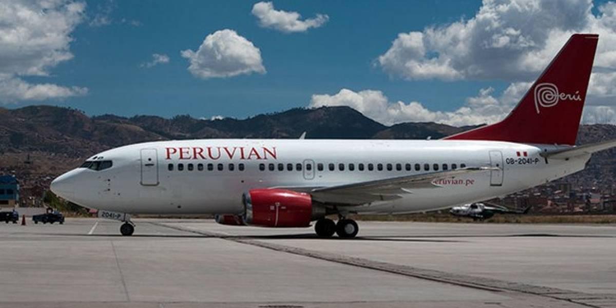 Nueva alternativa para viajar a Lima: aerolínea Peruvian Airlines aterrizará en Santiago