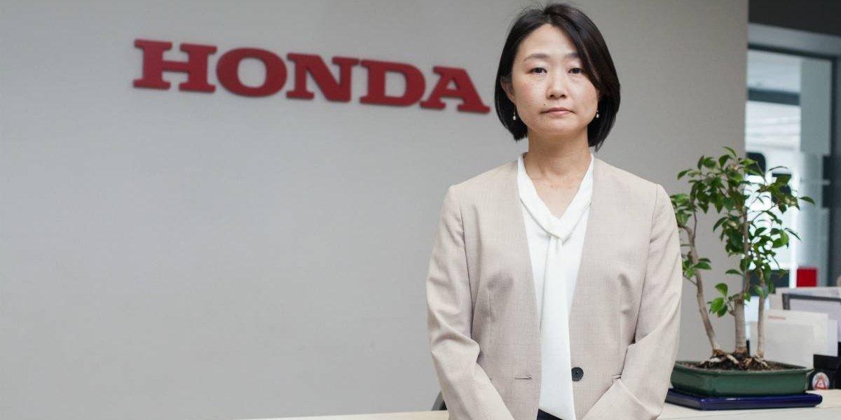 Honda tendrá la primera mujer presidenta de una marca en Chile