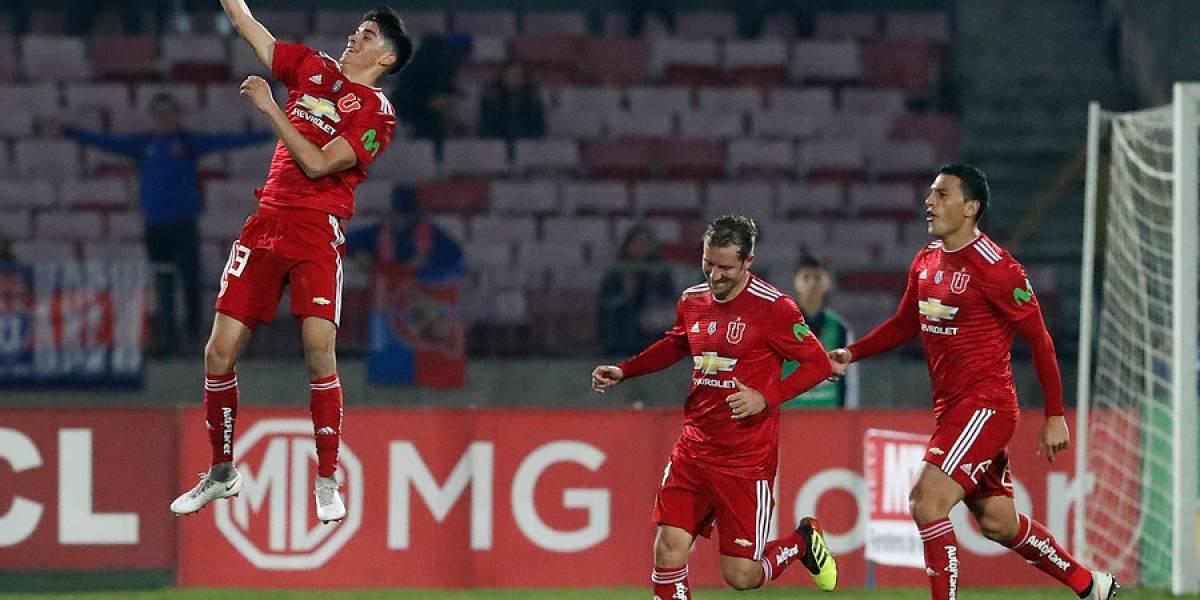 La U alista el retorno: Kudelka definió la formación de su debut en el Campeonato Nacional