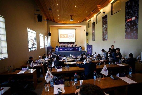 La ANFP tendrá un crucial Consejo de Presidentes / imagen: Photosport