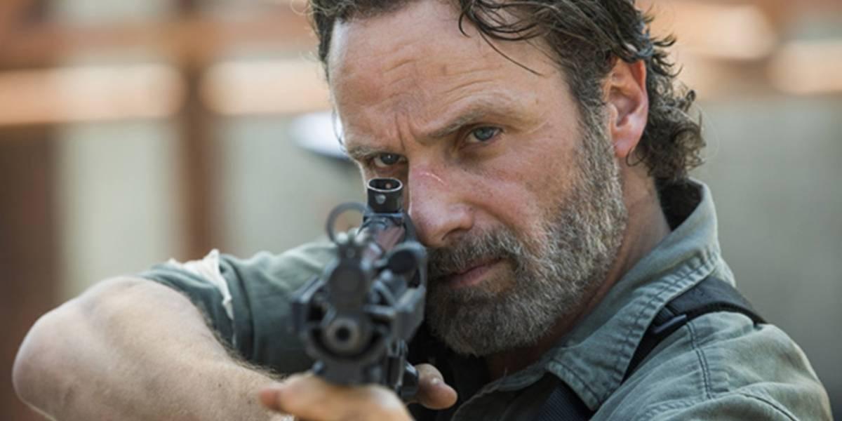 The Walking Dead: Andrew Lincoln vai mesmo sair; criador promete despedida especial