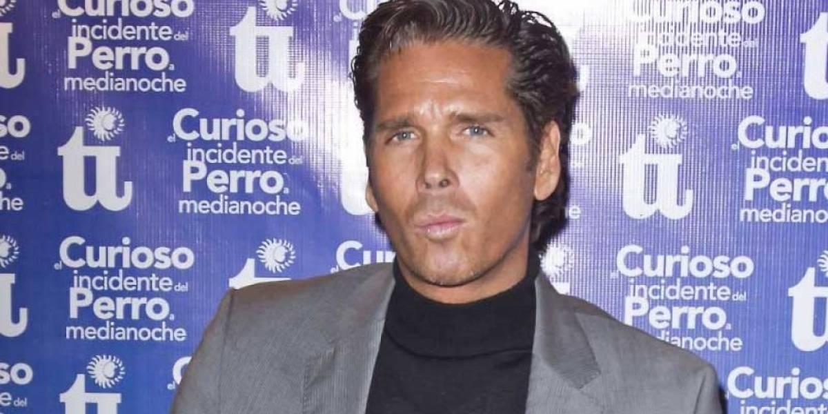 """Palazuelos se defiende y llama """"indios"""" a quienes lo señalan por revelaciones de Luis Miguel"""