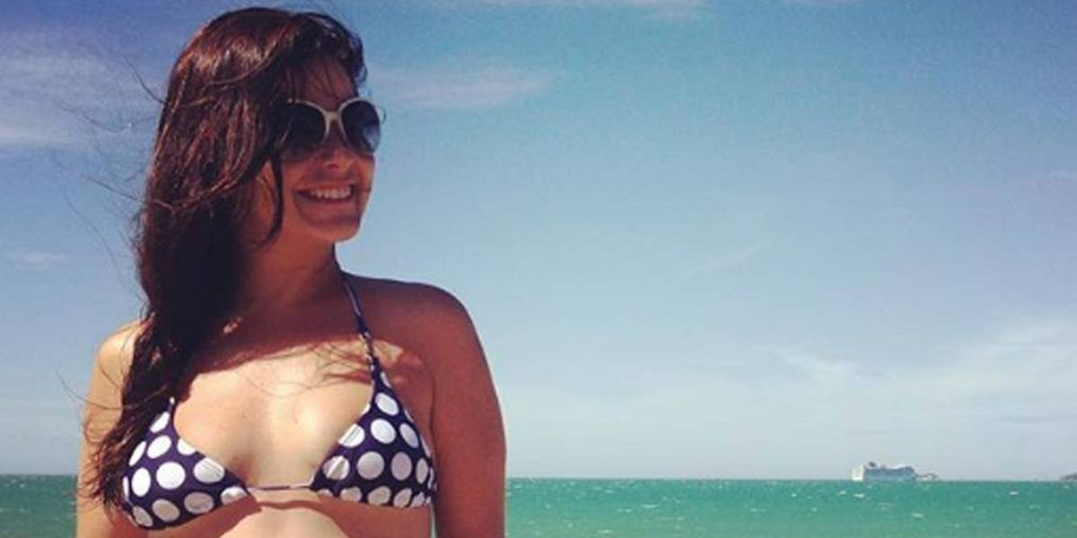 Samara Felippo desabafa sobre gravidez em rede social