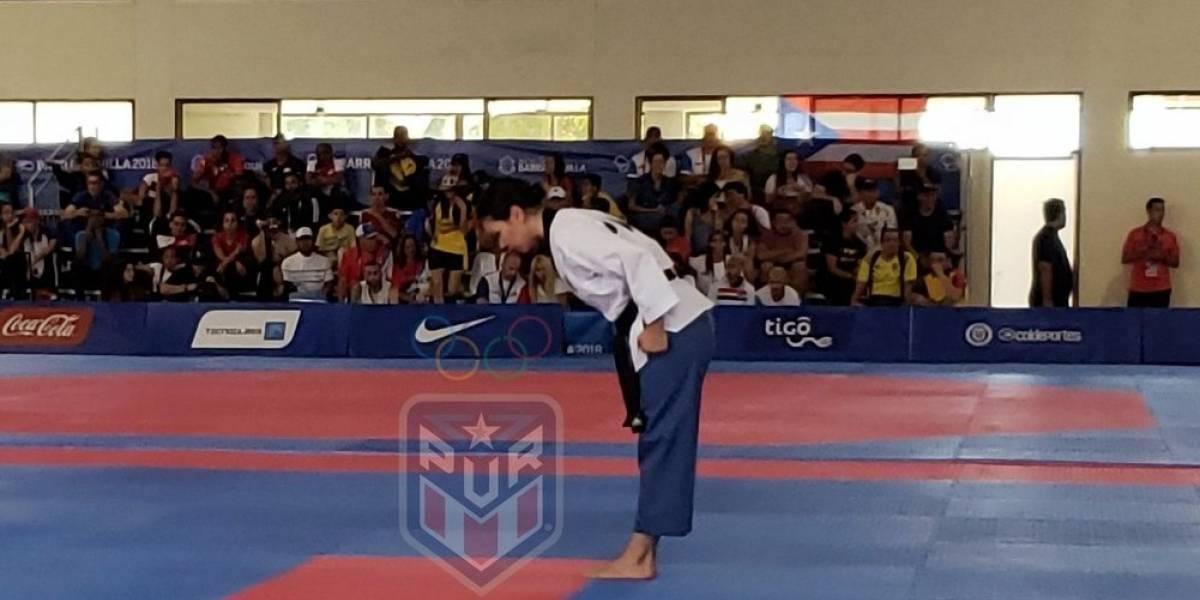 ¡Puerto Rico recibe su primera medalla en los Centroamericanos!