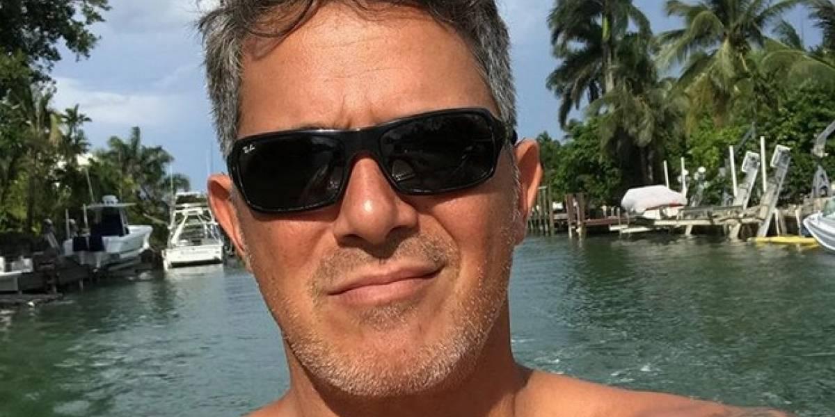 Roberto Carlos se une a Alejandro Sanz