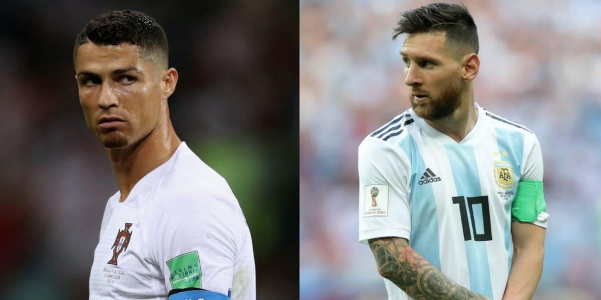 El mensaje oculto de Cristiano Ronaldo a Messi