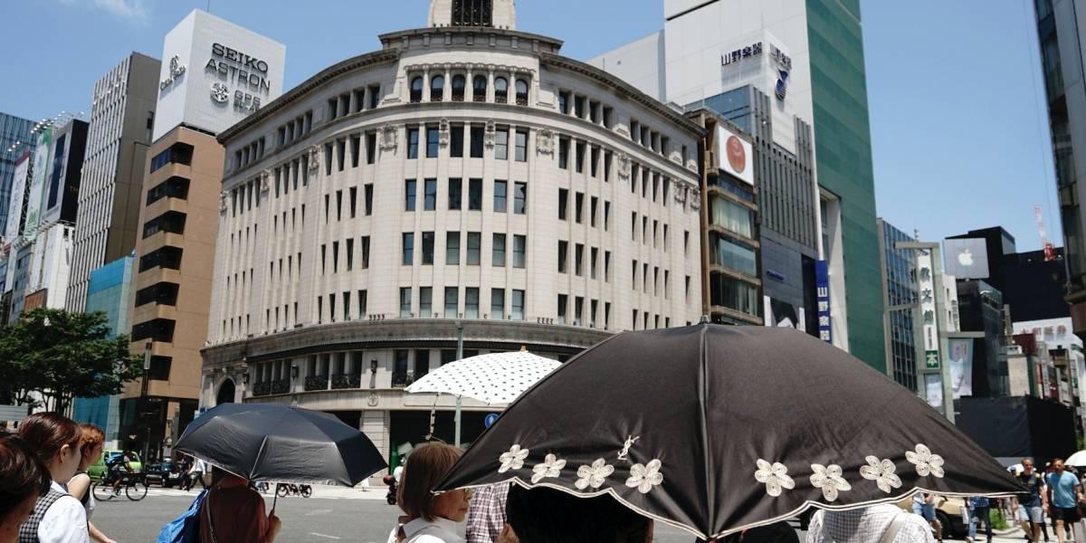 Ola de calor preocupa a residentes de Tokio sobre Olímpicos