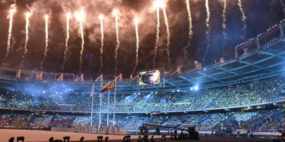 En fotos: Así fue el show inaugural de los Juegos Centroamericanos y del Caribe