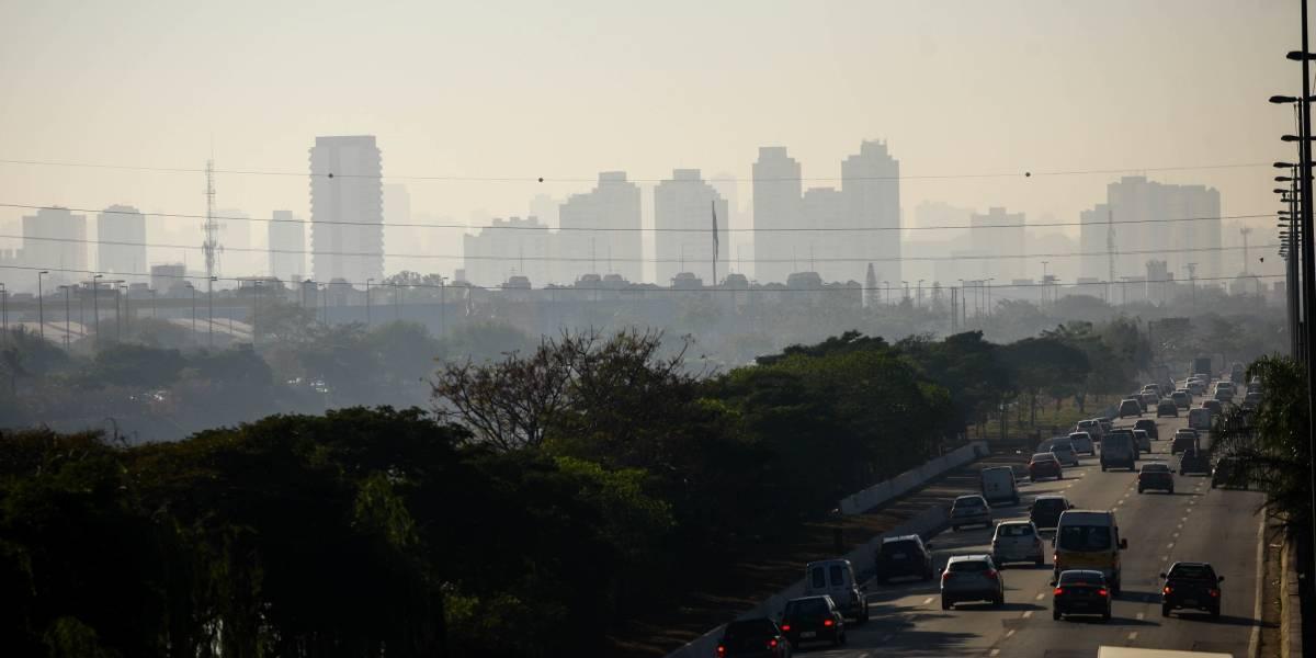 Previsão do tempo: secura pode colocar São Paulo em estado de alerta nesta sexta