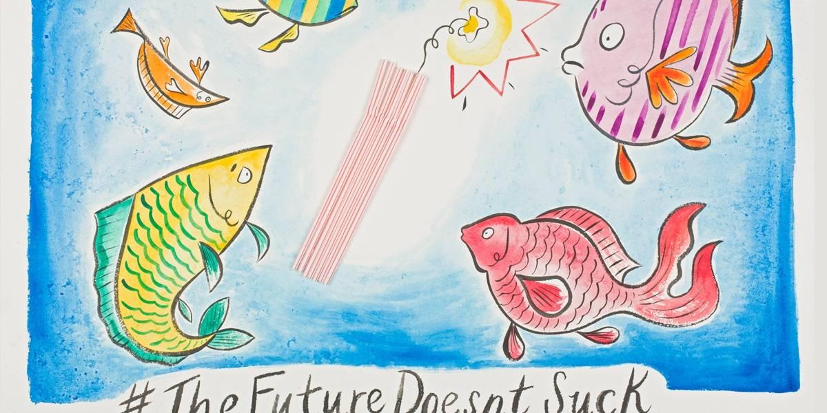 Bacardi y Lonely Whale unen fuerzas para remover sorbetos del océano